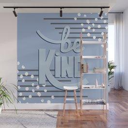 B(lu)e Kind Wall Mural