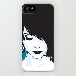 MUSA I iPhone Case