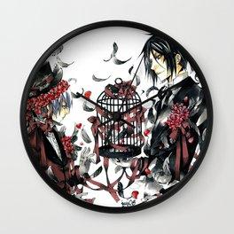 Kuroshitsuji Wall Clock