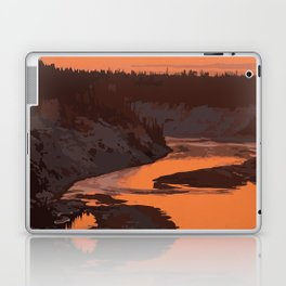 Twin Falls Gorge Territorial Park Laptop & iPad Skin