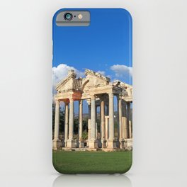 Tetrapylon of Aphrodisias iPhone Case