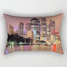 Brisbane City Rectangular Pillow