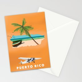 puerto rico Stationery Cards