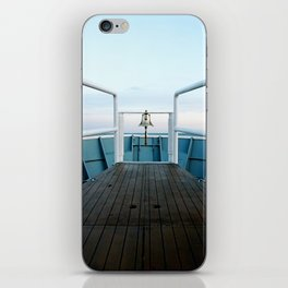 Santa Catalina iPhone Skin