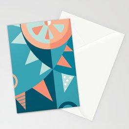 сhristmas tangerine. Stationery Cards