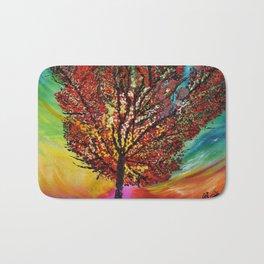 The Wow Tree Bath Mat