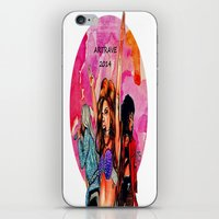 artrave iPhone & iPod Skins featuring ARTRAVE by JessicART