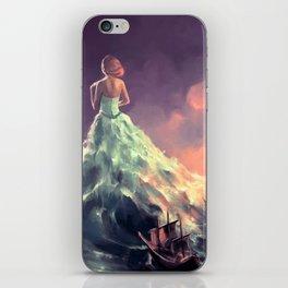 Calypso iPhone Skin
