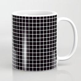Black and White Optical Illusion Coffee Mug