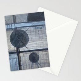Spheres of Isolation Stationery Cards
