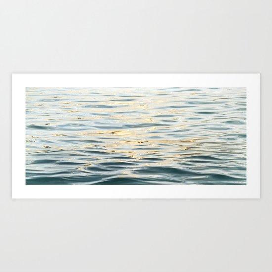 Liquid II Art Print