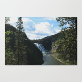 Kinuseo in the Summer Canvas Print