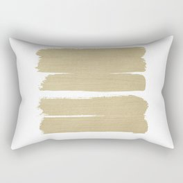 Stripes - No Comment #3 #minimal #painting #decor #art #society6 Rectangular Pillow