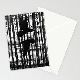 Hugin & Munin Stationery Cards