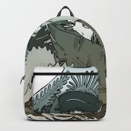 Hide and Hunt in the Jungle Backpack