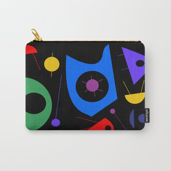 Abstract #88 Space Debris Carry-All Pouch