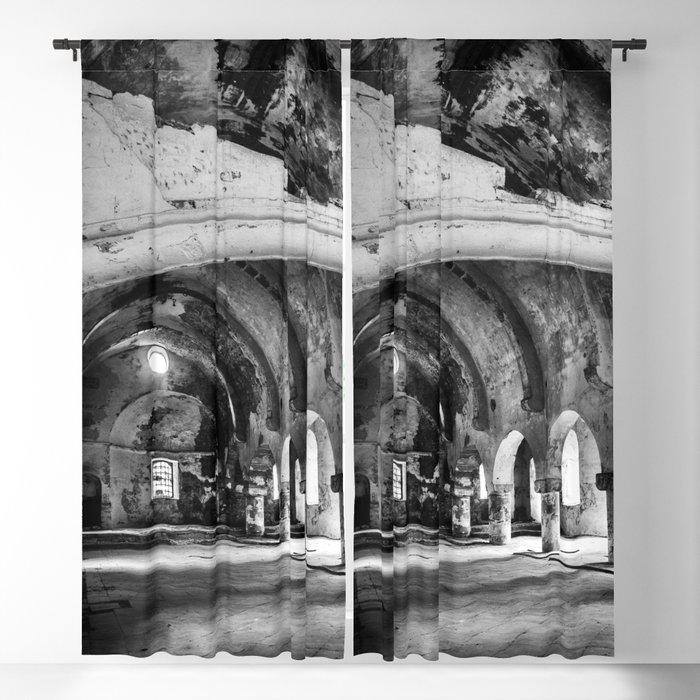 Derelict Arches. Blackout Curtain