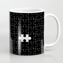 Missing Piece Coffee Mug