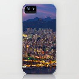 HONG KONG 26 iPhone Case