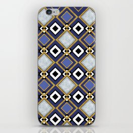 Purple Jade iPhone Skin