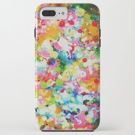 Full abstract iPhone Case