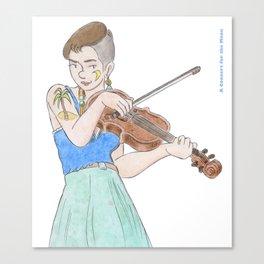 Lillie Mae Canvas Print
