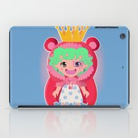 one piece iPad Cases featuring Sugar from one piece by Dama Chan