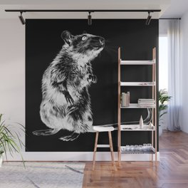 Rat   Spirit animal   Year of the rat   The plague   Wicca Wall Mural