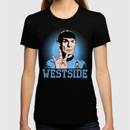 The East is Highly Illogical T-shirt