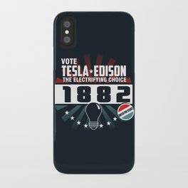 United for Science iPhone Case