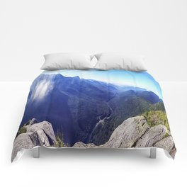 Old Man's View Comforters