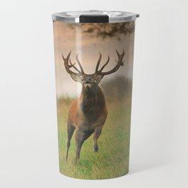 Charging Stag Travel Mug