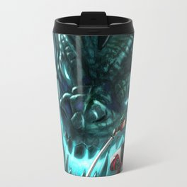 Monster Hunter Files Travel Mug
