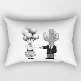 Soul Mates (2013) Rectangular Pillow