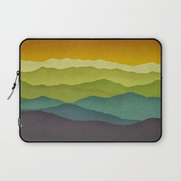 Mountain Colors Laptop Sleeve