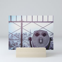 Perfect New York Night - City Life Mini Art Print