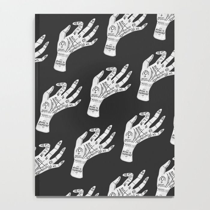 Palm Reading Notebook