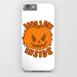 Hollow Inside in 3D iPhone Case