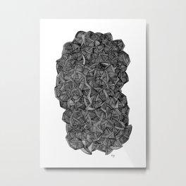 - I see a darkness - Metal Print