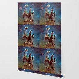 Pillars of Creation NebulA Wallpaper