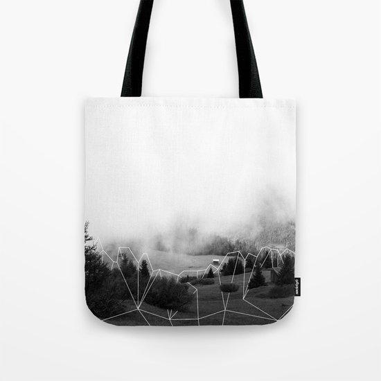 Crystal Hut I Tote Bag