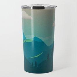 Rays on Mts. Travel Mug
