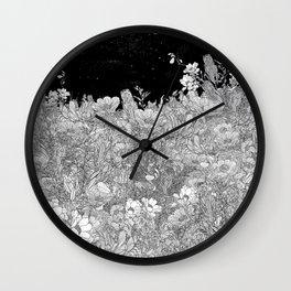 Night Chill Wall Clock