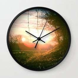Hello World! Wall Clock