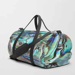 Abalone shell Duffle Bag