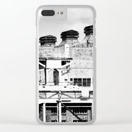Berlin-View-2 Clear iPhone Case