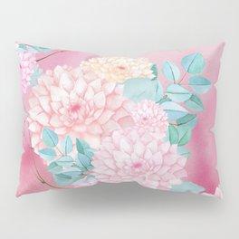 Dahlia Bush #society6 Pillow Sham
