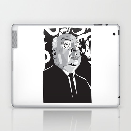 Hitchcock Laptop & iPad Skin
