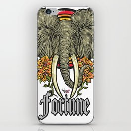 Fortune iPhone Skin