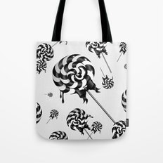 Goth Lollies Tote Bag